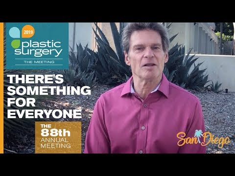 Plastic Surgery The Meeting 2019: There's Something for