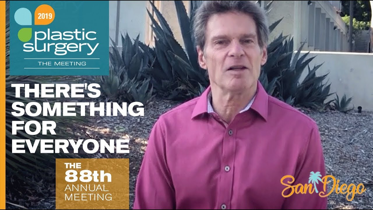 Plastic Surgery The Meeting 2019: There's Something for Everyone