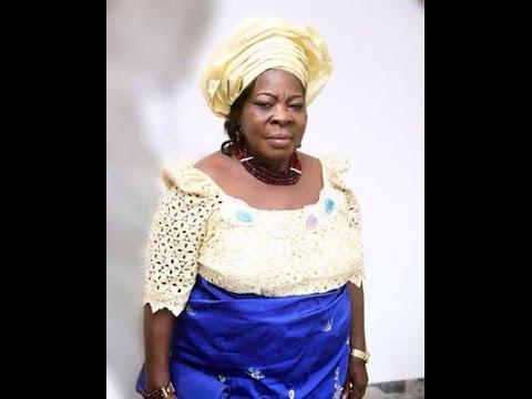 Photos  Vincent Enyeama Buries Mom In Akwa Ibom