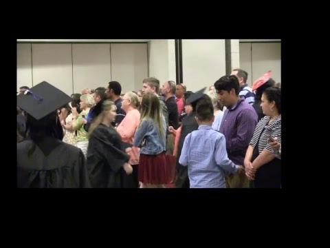 Graduation 2018   Sampson Community College