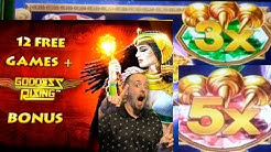 BIG WIN! 🌟Brilliant Cats Boosted Respin🌟 ⭐Goddess Rising⭐ Free spins