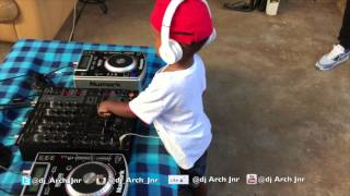"Dj Arch Jnr Valentines mix 2015 ""For my Fans"""