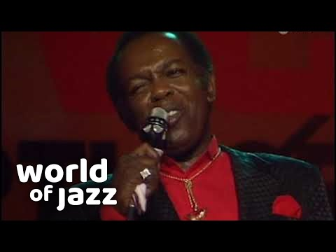 Lou Rawls-  Let Me Be Good To You -16 July 1989 • World Of Jazz