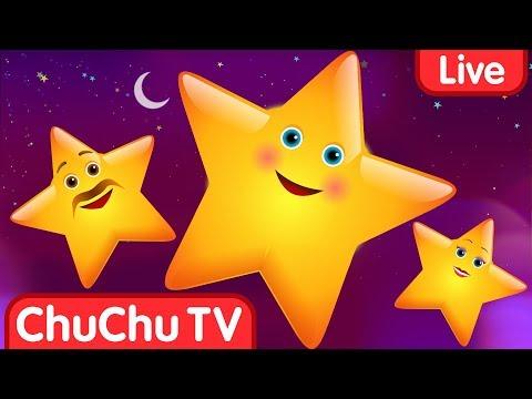 ChuChu TV Classics - Popular Nursery Rhymes & Songs For Kids - Live Stream - วันที่ 16 Jun 2018
