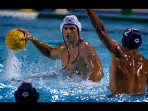 Water Polo-A battle of  strength  and speed