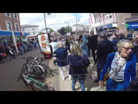 Tunbridge Wells Flash Mob