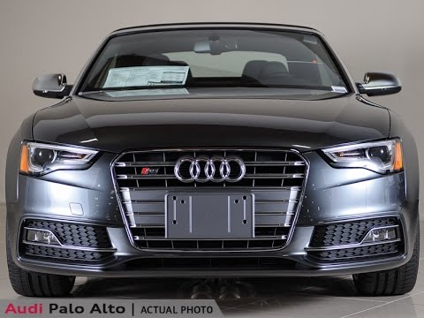 2016 Audi S5 Full Review Start Up Exhaust