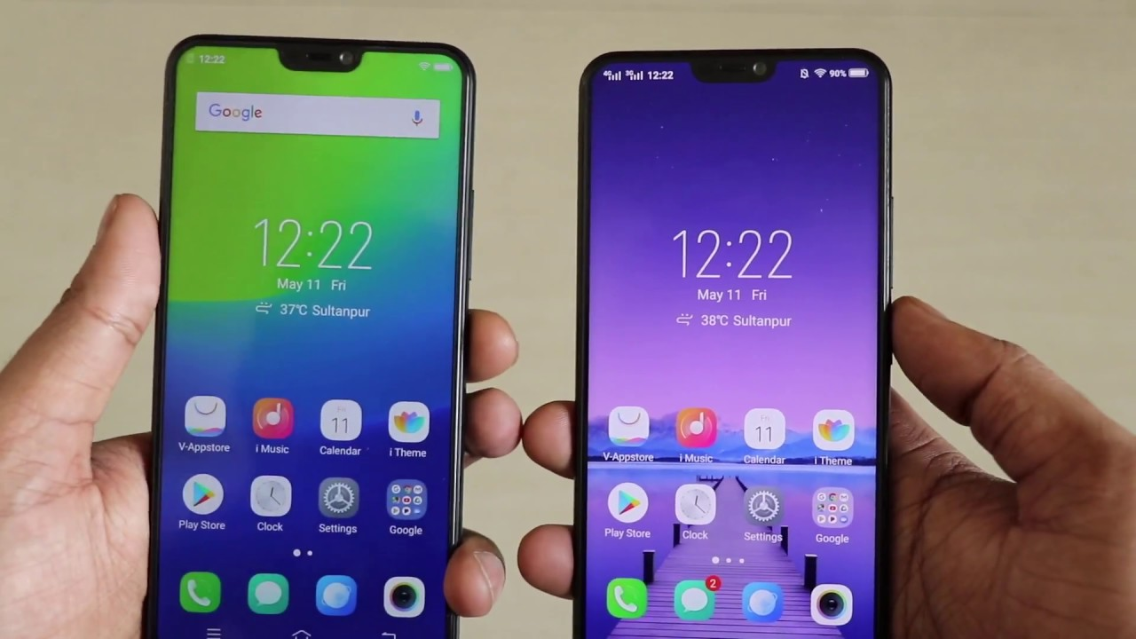 79ab50a78 Vivo V9 Youth  India  Unboxing