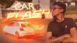 IF THE FLASH WAS FROM DURBAN | THE CAR FLASH ! | KEL3 [Parody]