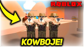 WE HAVE BEEN WITH THE COWBOYS ' VIEWERS! | Roblox