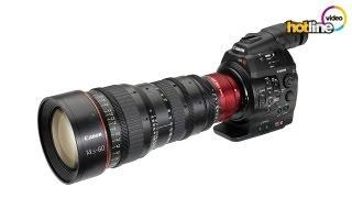 Обзор Canon Cinema EOS C300(Цена и характеристики Canon Cinema EOS C300: http://hotline.ua/av-videokamery/canon-cinema-eos-c300/?catspot=4&sitespot=100 Обзор ..., 2012-07-05T07:00:28.000Z)