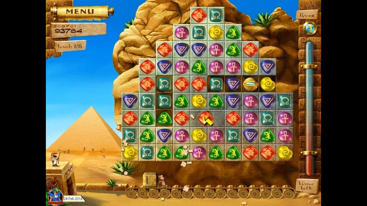 7 Wonders of the Ancient World on Steam