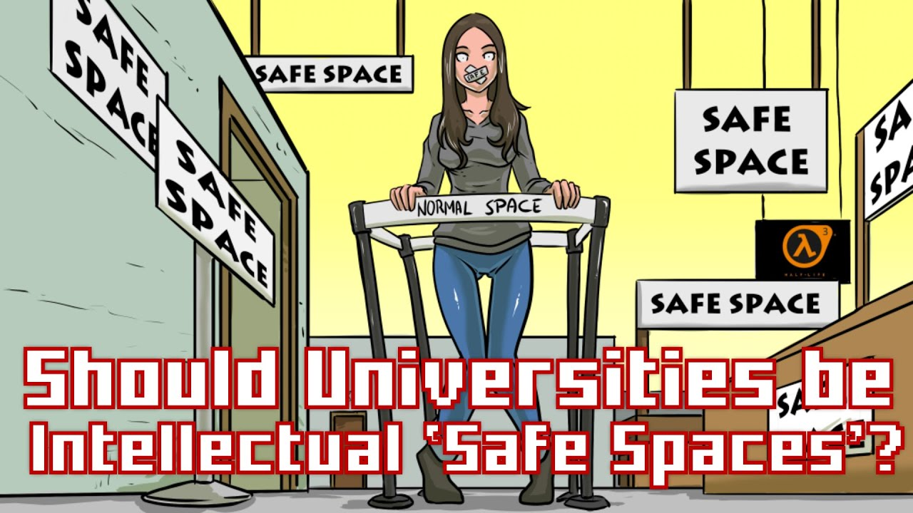Should Universities Be Intellectual 'Safe Spaces'? (Debate