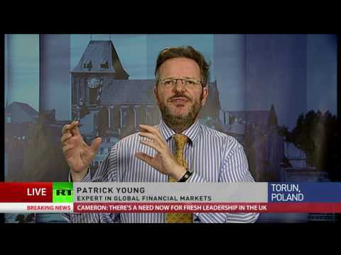 'Here's the twist' - Patrick Young shares optimism about UK economy