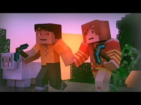 "♪ ""Promise"" A Minecraft Song Parody of ""A Thousand Years"" ♪"