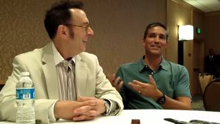 Interview With Michael Emerson & Jim Caviezel of CBS