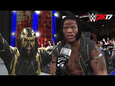 WWE 2K17 - Brand New R-Truth & Sasha Banks...