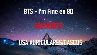 Download Lagu BTS - I'm Fine   MÚSICA EN 8D mp3