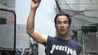 チェンジアップの簡単な投げ方  長谷川滋利