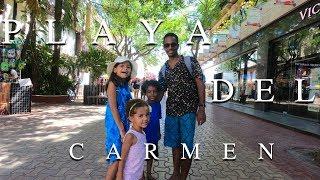 🔆PLAYA DEL CARMEN 🐚🏖 ¬Riviera Maya, Mexique ¬🇲🇽Globe Trotter 🌎