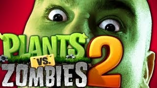 PLANTS VS. ZOMBIES 2 - It's About Time - Gametime (mit BESTRAFUNG!)
