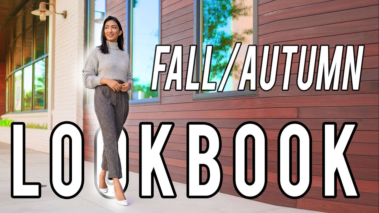 [VIDEO] – Fall/ Autumn Outfit Ideas/ Lookbook  2019 by Shikha Singh