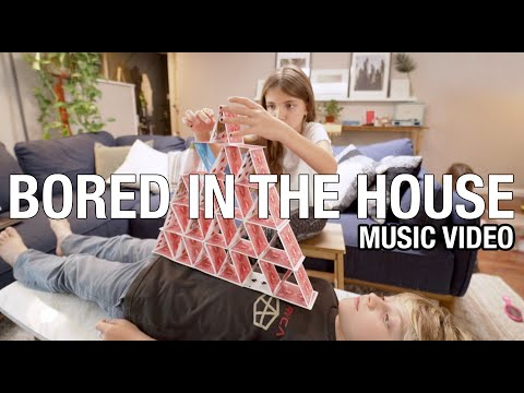 Bored in the house (Parody Music Video)