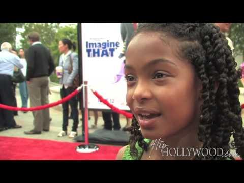 "Eddie Murphy's ""Imagine That"" Premiere - HipHollywood.com"
