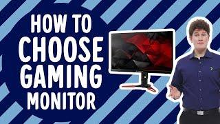 Hvordan velge skjerm for gaming? Elkjøp forklarer