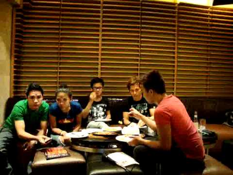 CEBU CHASTER - Red Box, Ayala Center Cebu,Part 1
