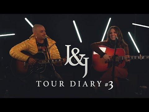 Jesse & Joy  - Te Esperé (Promo Tour) #TourDiaryJyJ
