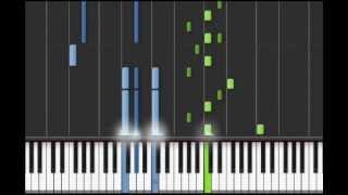 Medicated (Wiz Khalifa) - Simple piano instrumental tutorial