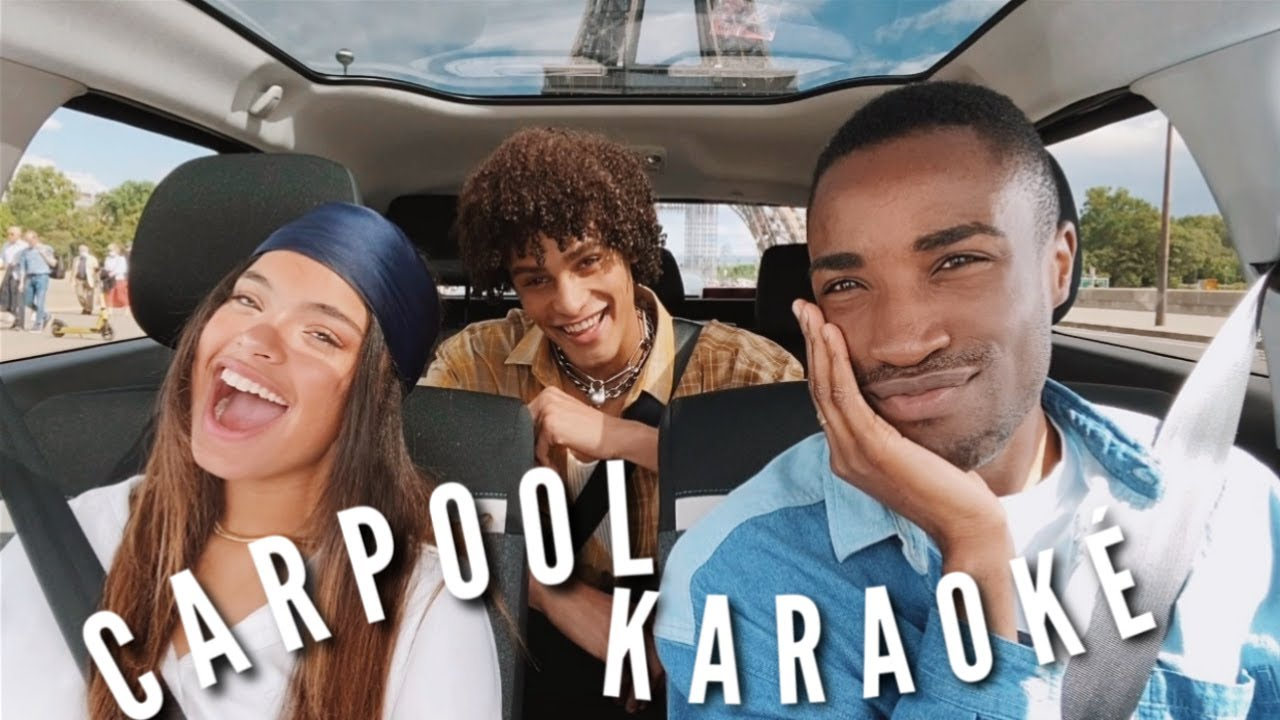 Carpool Karaoké - Paola Lct & William
