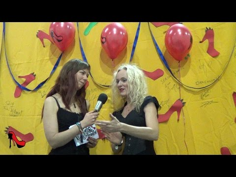 Interview with LIV KRISTINE at MFVF 2016