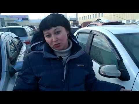 Профессиональная установка модельных авточехлов от интернет-магазина АВТОКРАСОТКА. Рено Логан ПОСЛЕ!