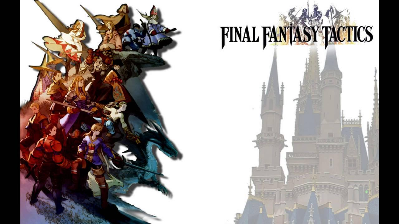 Final Fantasy Tactics Remix Below The Stars Youtube