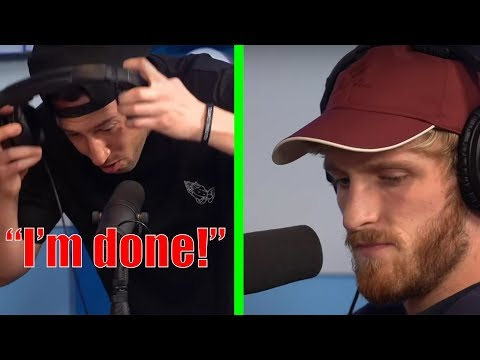 MIKE LEAVES IMPAULSIVE AFTER ARGUMENT WITH LOGAN