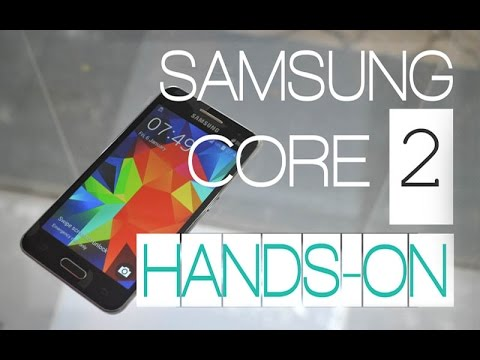 Samsung Galaxy Core 2 (SM-G355H) Hands On Review!
