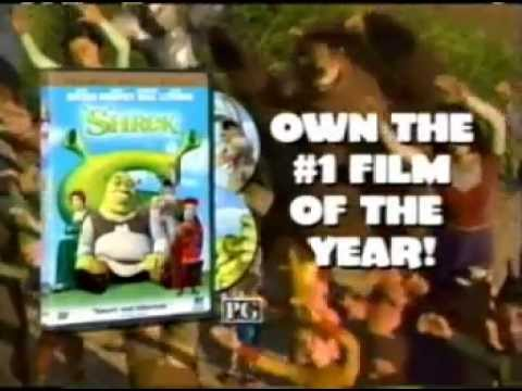 Shrek (DVD/VHS) | Twilight Sparkle's Media Library | Fandom ...