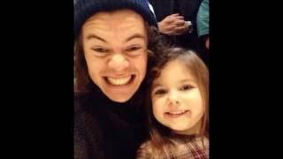 Harry Styles and children