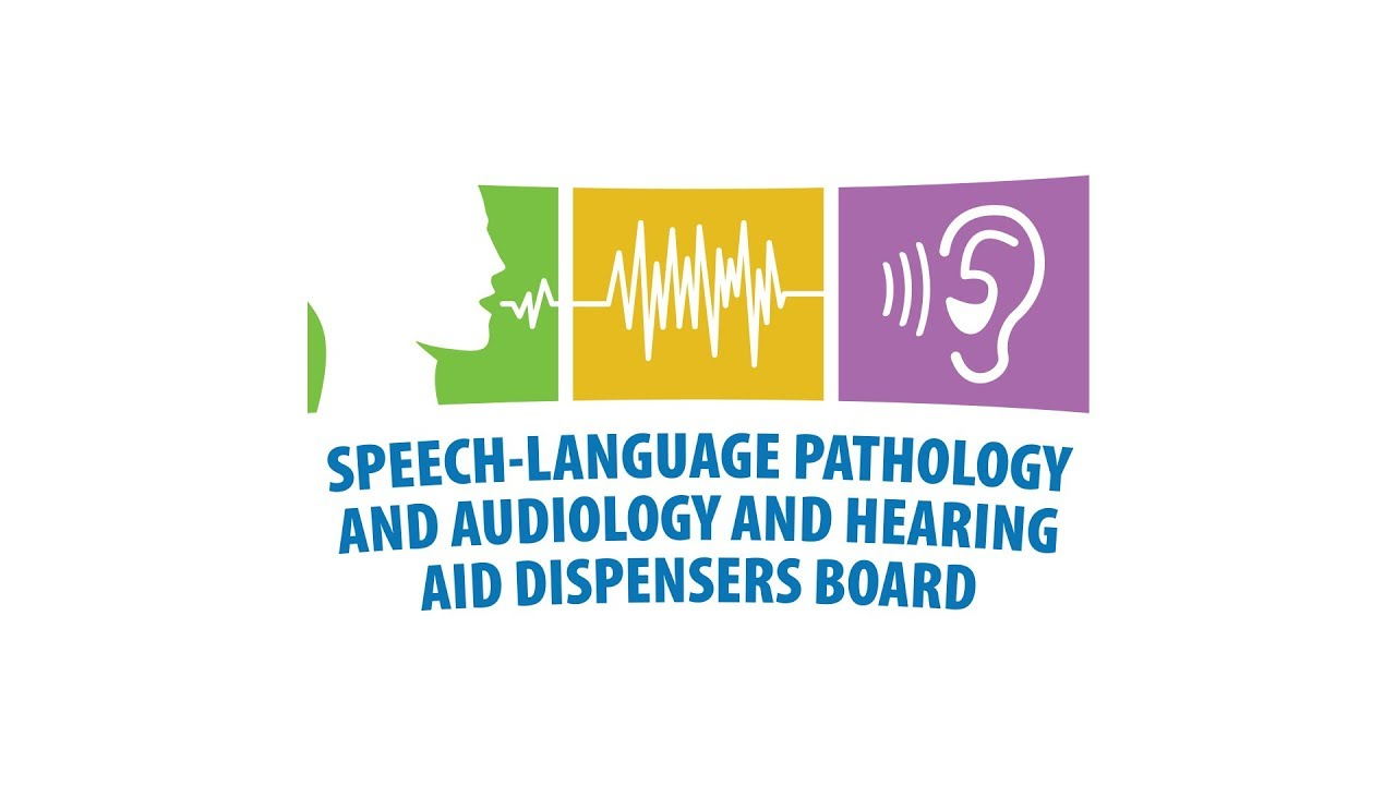Speech - Language Pathology and Audiology and Hearing Aid Dispensers Board  Meeting - April 11, 2019