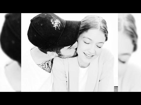 Zayn Celebrates Gigi Hadid's Birthday In CUTEST Way