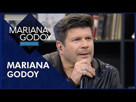 Mariana Godoy Entrevista com Paulo Ricardo - 22/03/19