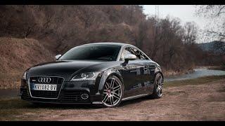 Vozili smo Audi TTS Revo Stage 1 || Audi TTS test drive