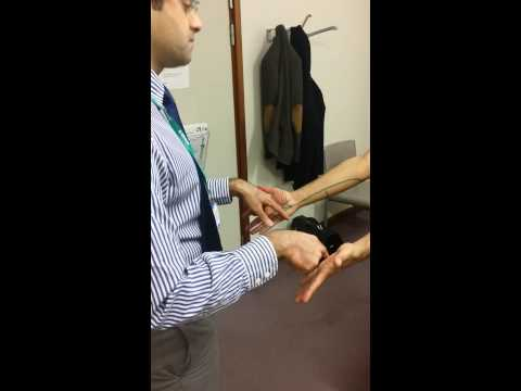 6. UL How To Test Ulnar Nerve