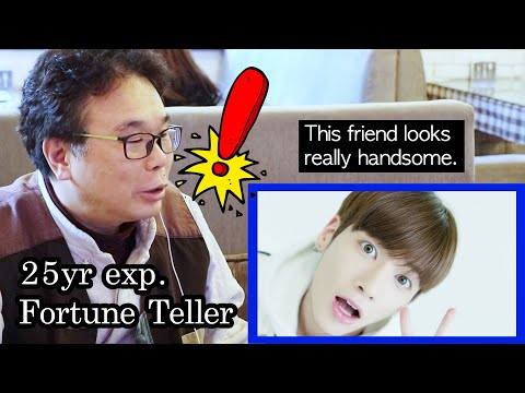 Fortune Teller Reaction to TXT and TELLS THEIR FUTURE! (before debut)