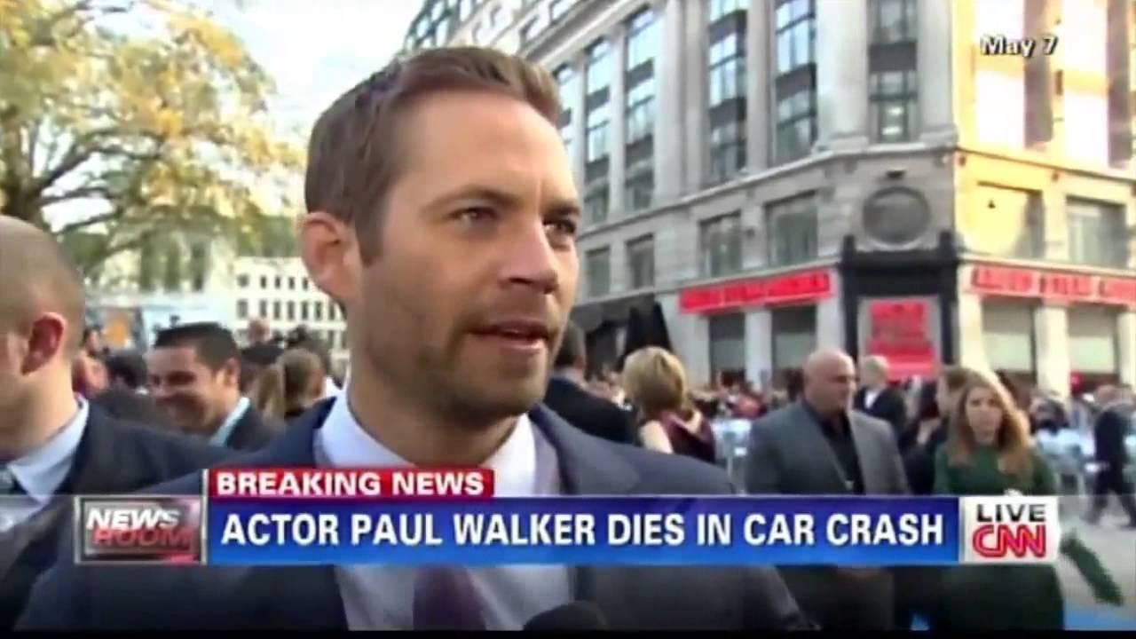 paul walker is dead: paul walker dies from car crash at 40 - news