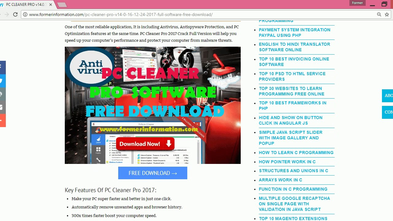 Download the latest version of free window registry repair free in.