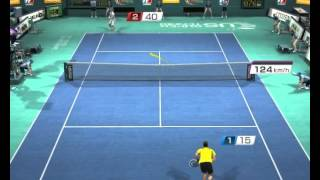 Virtual Tennis 4 Serbian VS Naljbolji Drug EP.2