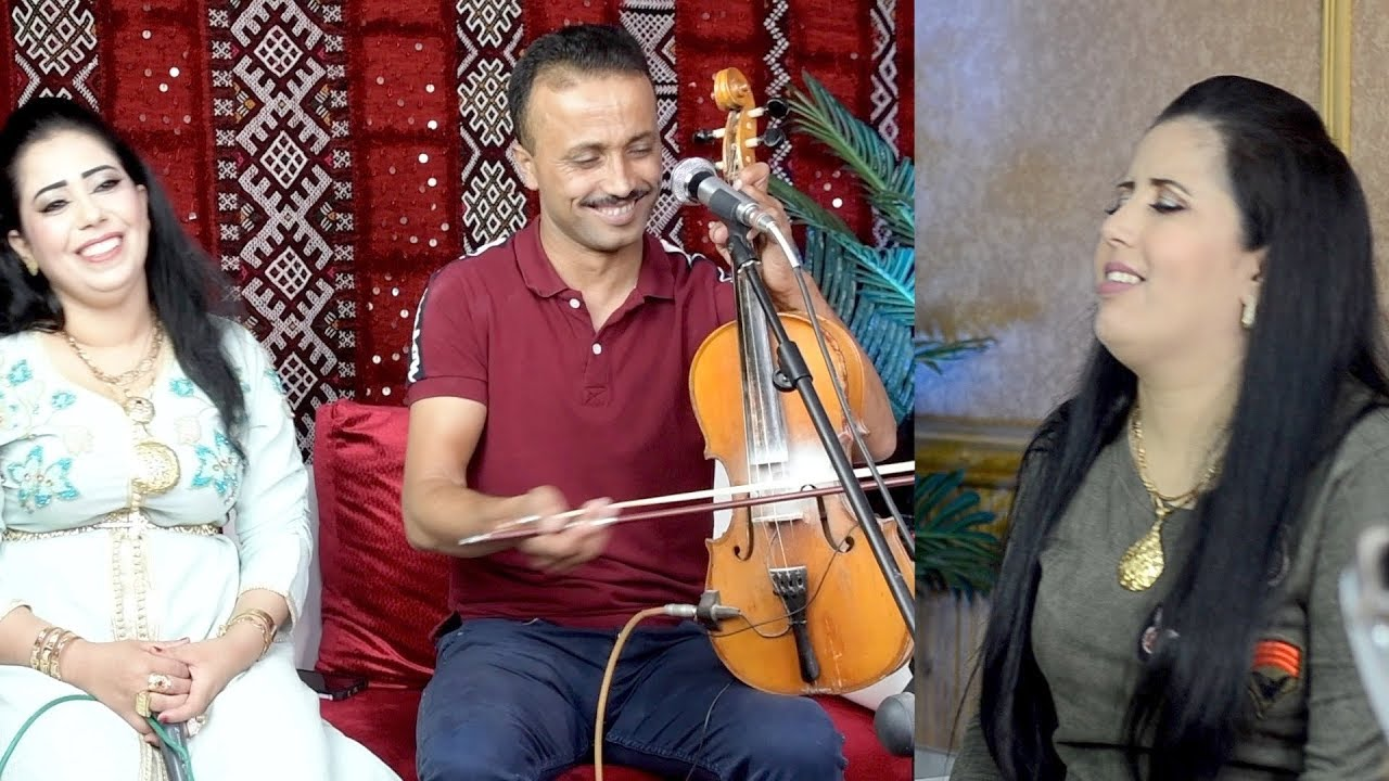 Lahcen El Khenifri, Fatima Talgadit & Rkia Azrou – Tahidoust